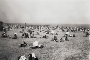 Coney Island im Sommer 1953