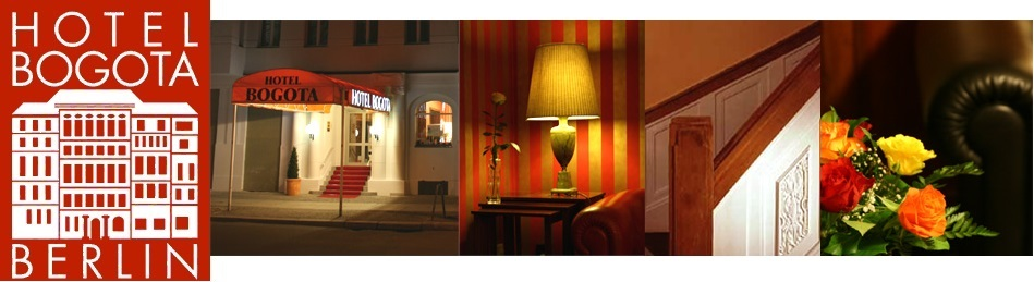 Little Bogota Berlin  ( EX Hotel Bogota )